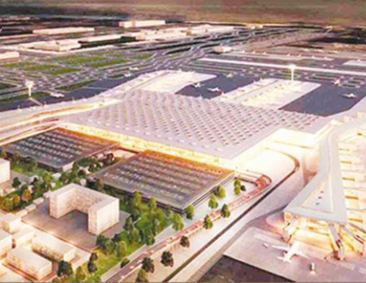 İstanbul transit yolcuların yeni merkezi olabilir