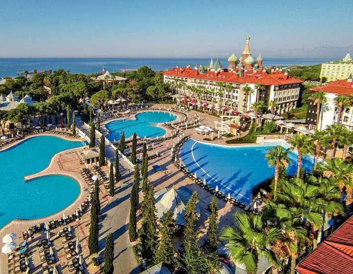 Pegas Antalya'nın iki dev otelini kiraladı