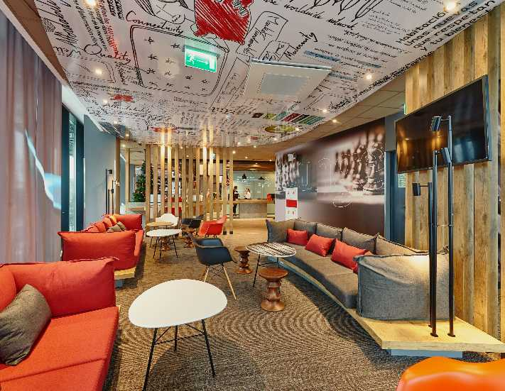 Kayı Holding'in Rusya'daki projesine En İyi İş Oteli ödülü