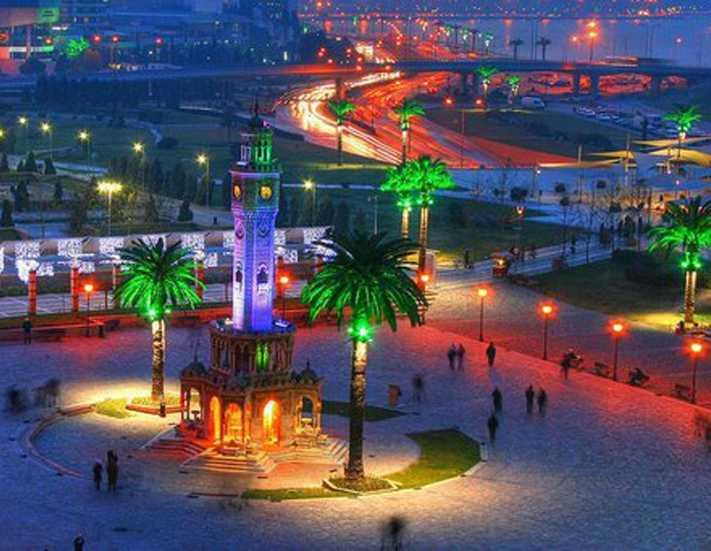 İzmir turizminden sevindirici haber