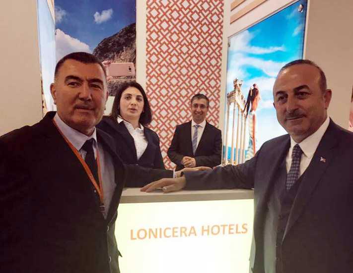 Lonicera Hotels'e övgü