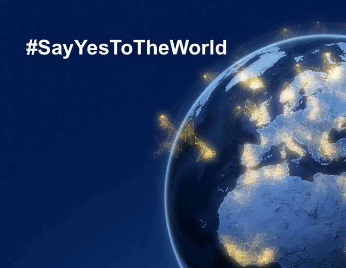Lufthansa dünyayı keşfetmeye çağırıyor