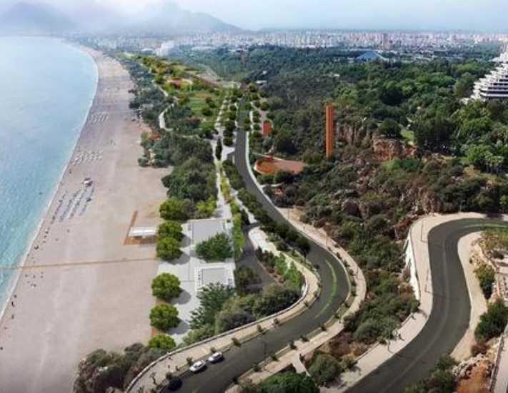 Antalya'da 3 önemli turistik alana ihale