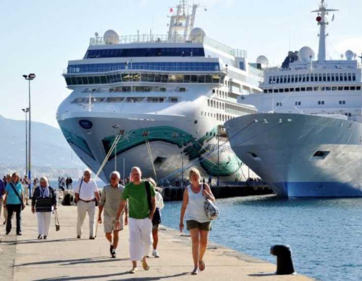 Antalya kruvaziyer turizminde hedef büyüttü