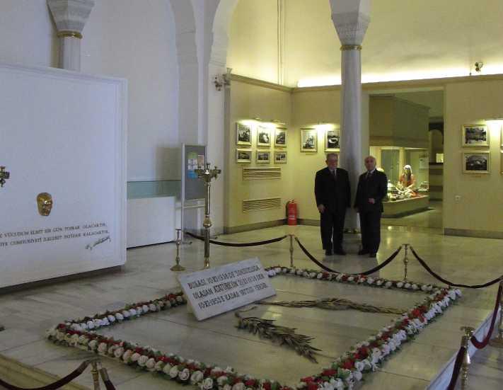 Türkiye'nin Etnoğrafya Müzesi'ne Ankara'da Bir Gezi...