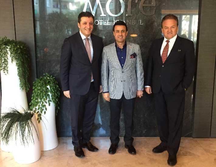 Kuveytli turizmciler Wish More Hotel Istanbul'da buluştu