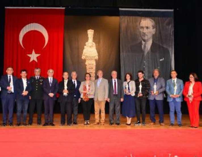 İzmir Turizm Ödülleri sahiplerini buldu