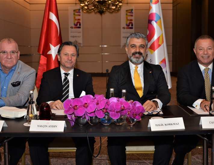 ISTTA İstanbul'u marka şehir yapmak için atağa geçti