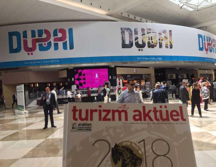 ATM Dubai 2018 Turizm Fuarı başladı