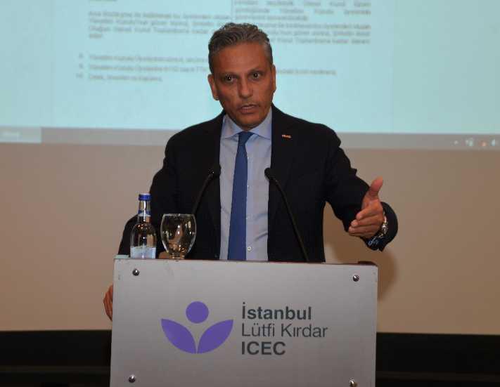 UKTAŞ'ın Yönetim Kurulu Başkanı Firuz Bağlıkaya oldu