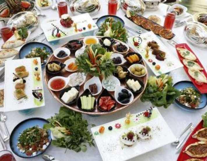 Antalya'nın 200 yıllık yemekleri Ramazan menüsünde