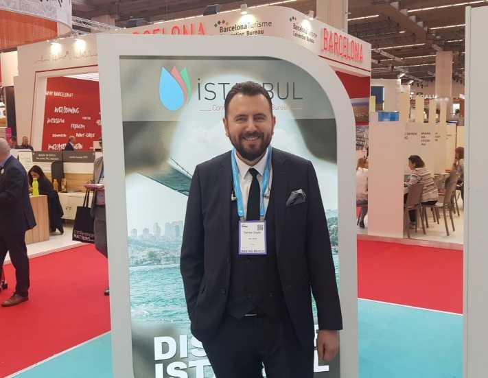 IMEX'te İstanbul'un kongre potansiyelini tanıttık