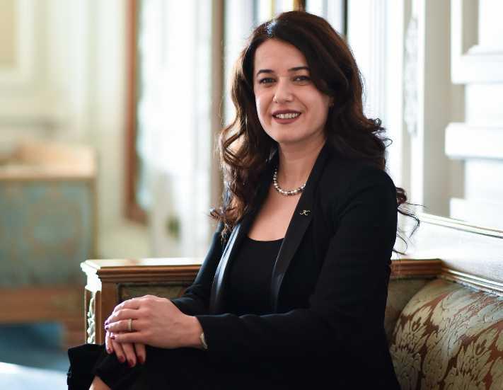 Çırağan Palace Kempinski İstanbul'un yönetiminde kadın gücü