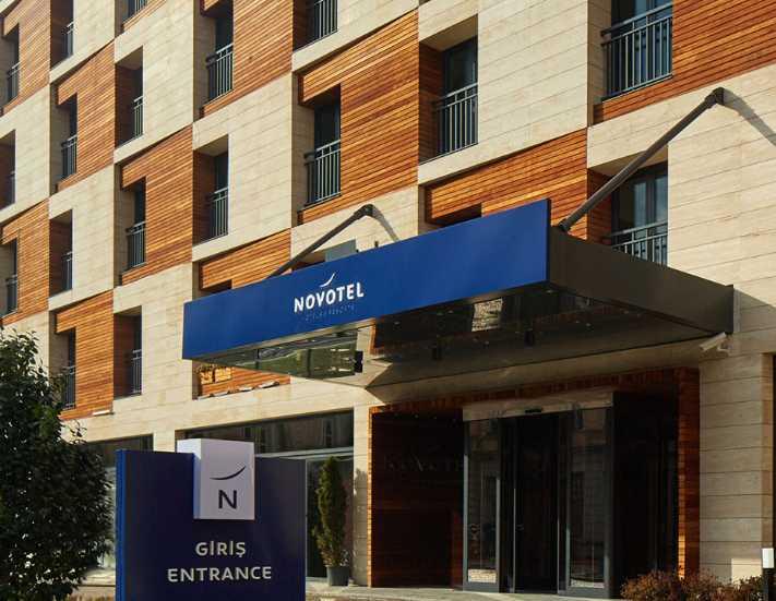 Otel kira gelirlerini yüzde 90 arttırdı