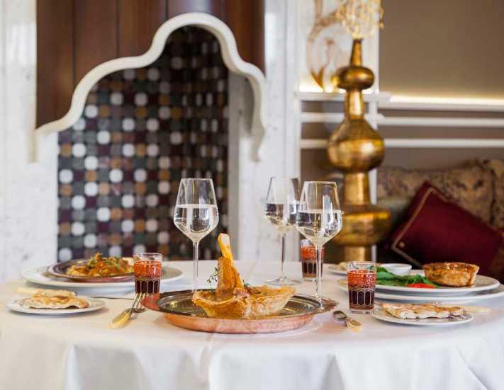 Matbah Restaurant'ta Osmanlı Saray Lezzetleriyle İftar