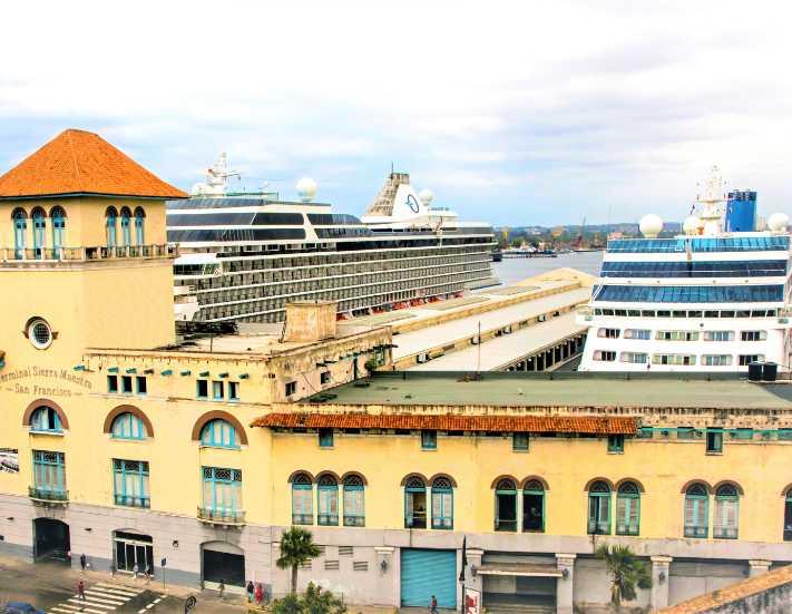 Havana Kruvaziyer Limanı'nı Global Ports işletecek