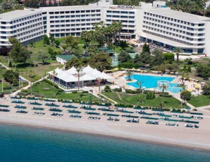 Mirage Park Resort Hotel yaza hazır
