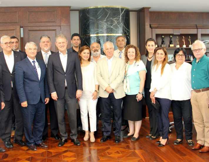 İzmir'i turizmde yükseltecek işbirliği