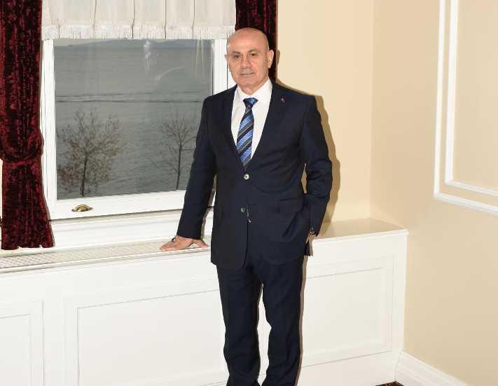 Kayseri'de hedef yakın ülke turistleri