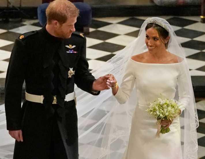 Kraliyet düğününden sonra İngiltere'ye rekor ilgi