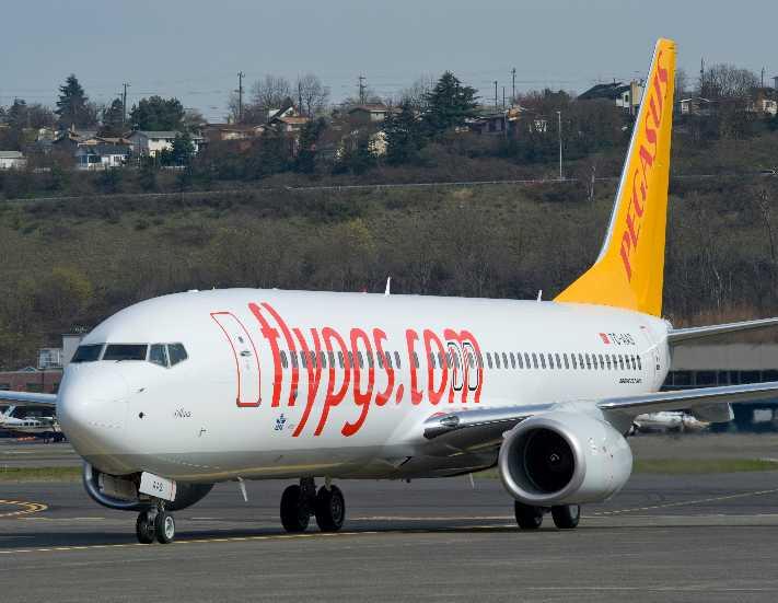 Pegasus'un İstanbul–Dammam uçuşları başlıyor