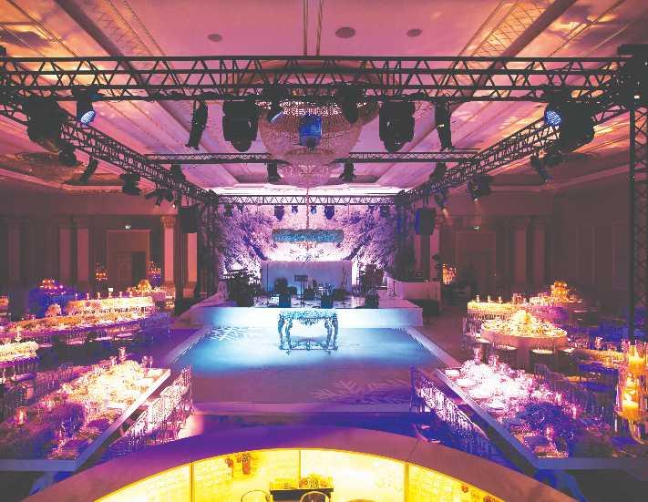 CVK Park Bosphorus Hotel'de unutulmaz düğünler