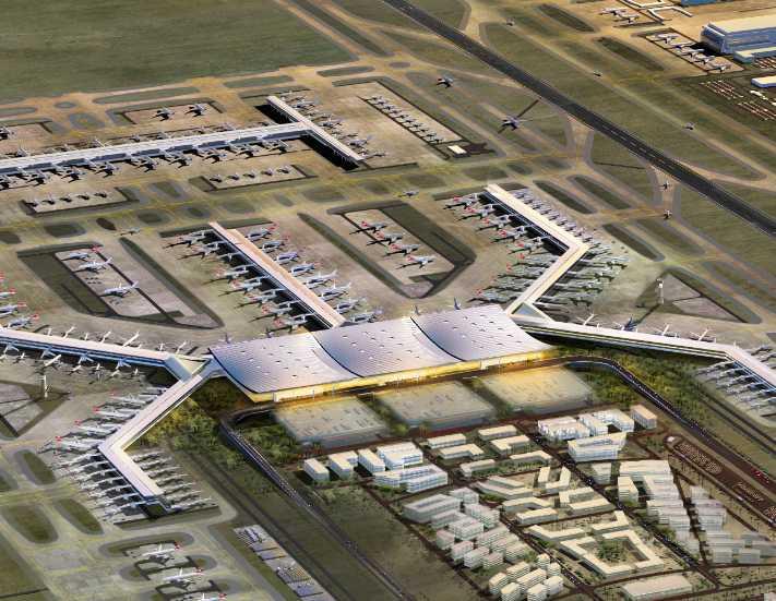THY ve HAVAŞ İstanbul Yeni Havalimanı için anlaştı