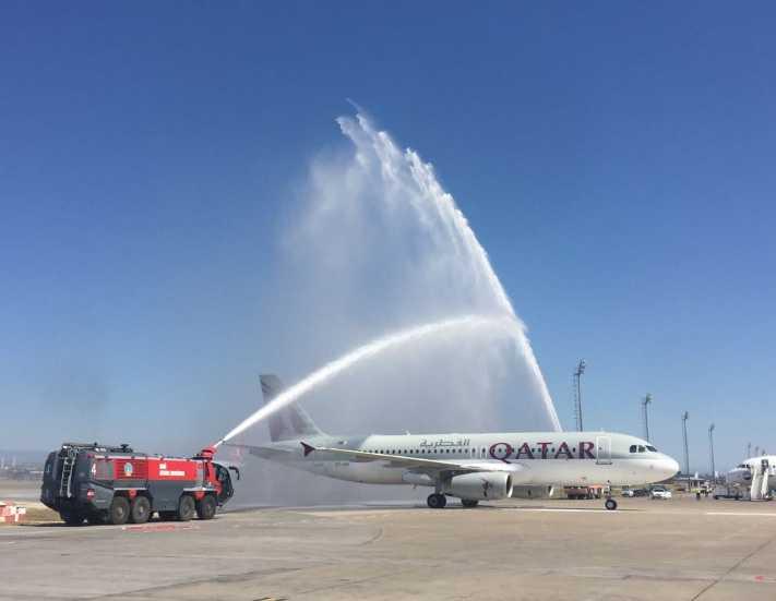 Qatar Airways'in Antalya uçuşları başladı