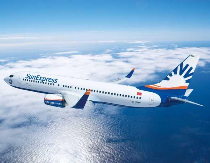 SunExpress Türkiye-Avrupa uçuşlarını artırıyor