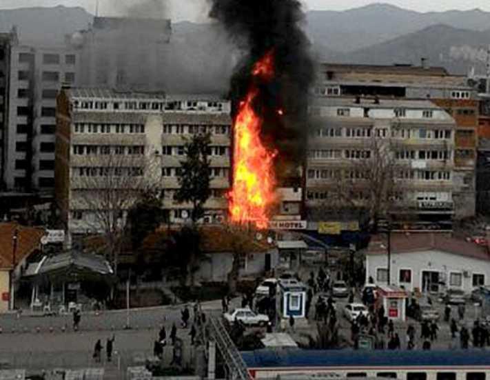 Yalnızca oteller değil turizmin imajı da yanıyor