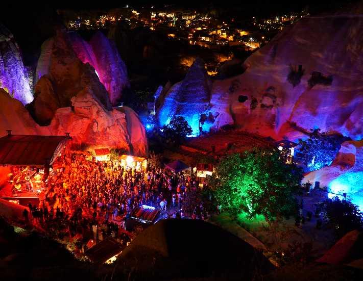 Cappadox Çin'den Brezilya'ya 10 bin kişiyi ağırladı