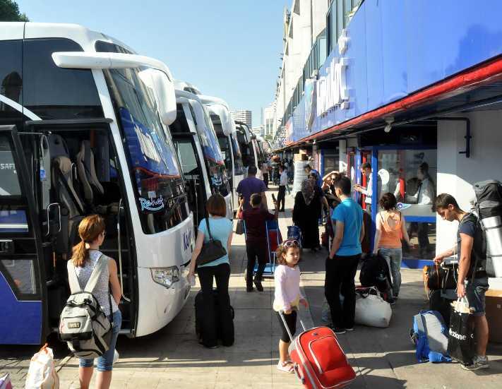 Bayramda yolcu sayısı yüzde 20 azaldı