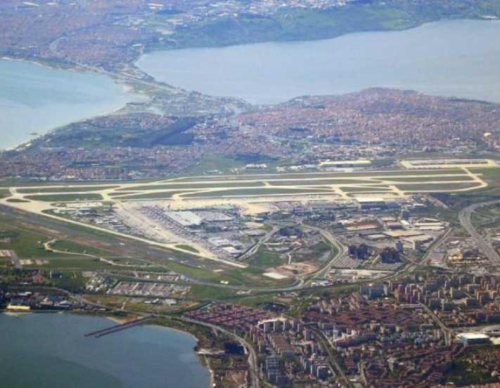 Otelcilerden 'Atatürk Havalimanı fuar alanı olsun' önerisi