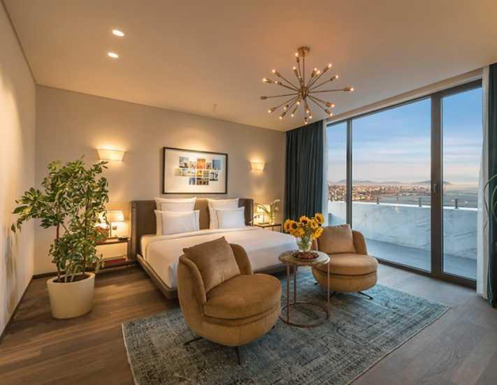 Nish Palas Hotel İstanbul açıldı