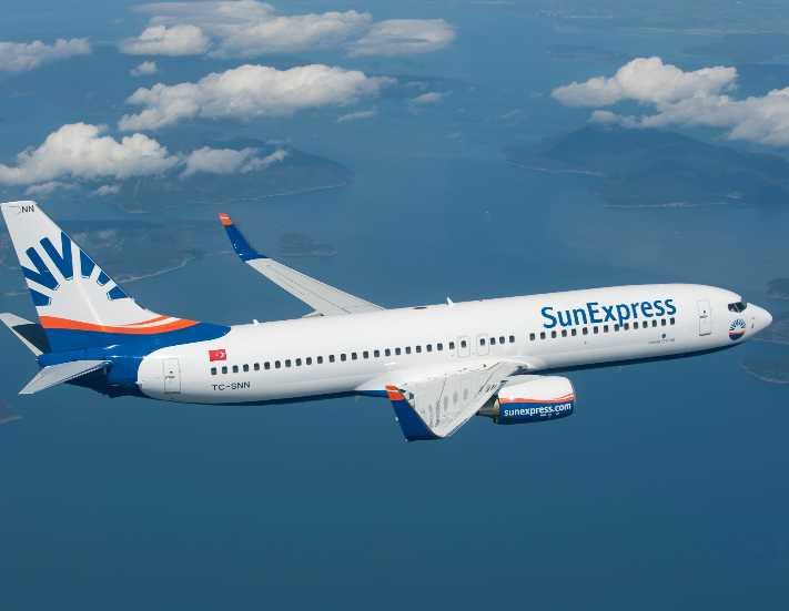 SunExpress kış uçuş programını açıkladı