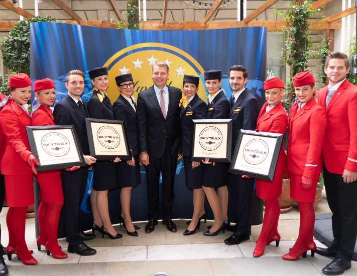 Lufthansa'ya 'Avrupa'nın En İyi Hava Yolu' ödülü