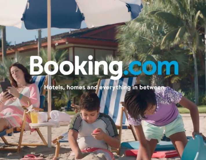 Booking.com'dan dev ortaklık