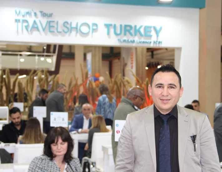 Başarı öykümüz Türkiye'nin referansı olacak