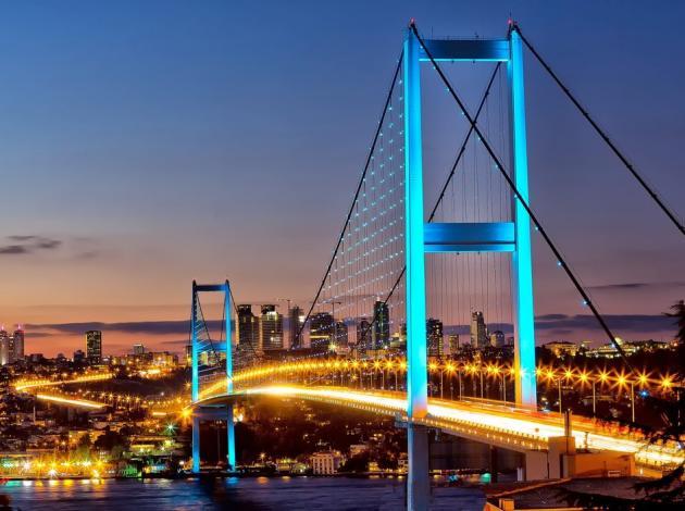 İstanbul dünyanın en çok ziyaret edilen 8'inci şehri