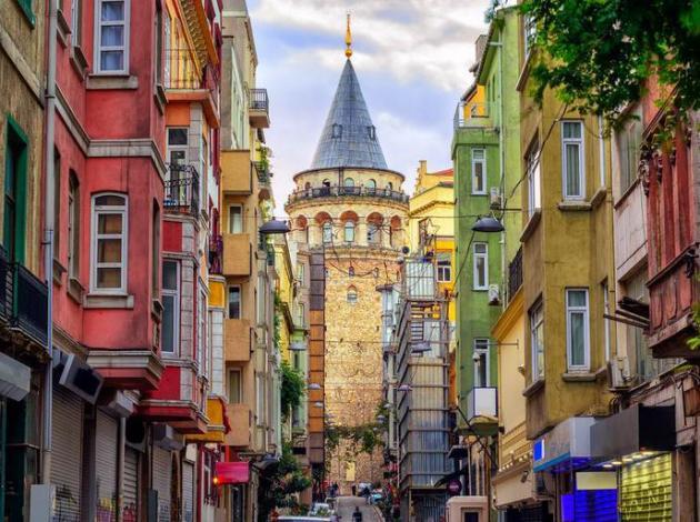 İstanbul dünyanın en popüler 15'inci kenti
