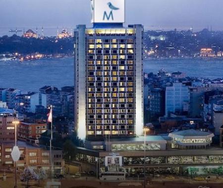 İstanbul'un simge oteli satılıyor mu?