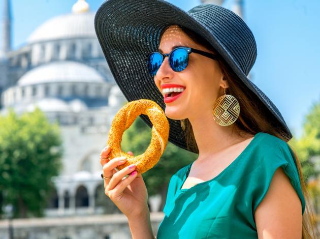 İşte martta İstanbul'a gelen turist sayısı