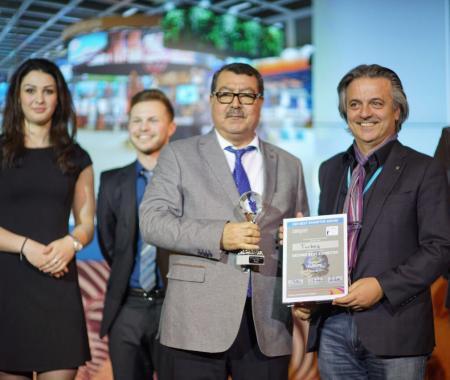ITB Berlin'de Türkiye standı Avrupa ikincisi oldu