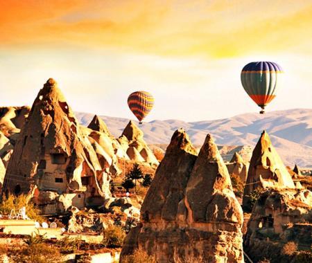 Kapadokya'nın eylül performansı sevindirdi