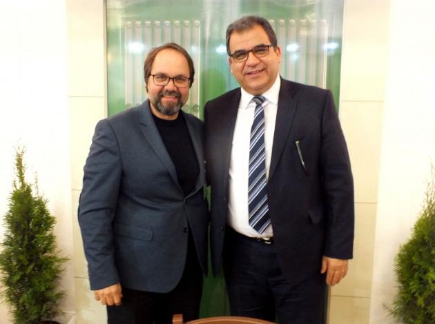 KKTC Turizm Bakanı Sucuoğlu turizmdeki gelişmeleri değerlendirdi