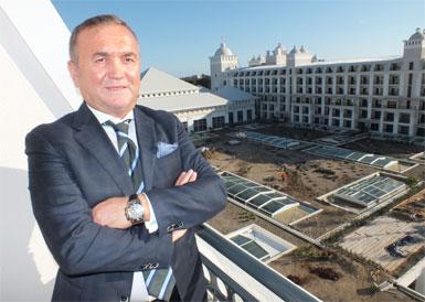Mehmet Aygün: Hedefimiz, her yıl 10 otel açmak