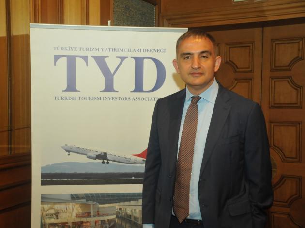 Turisti Türkiye'ye biz getireceğiz