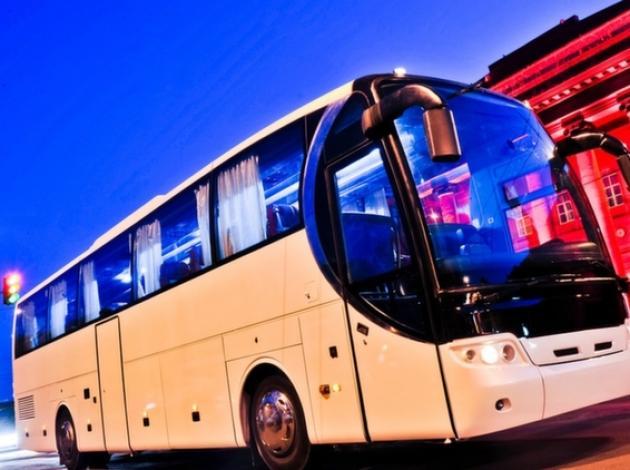 Otobüs yolcuları otellerde bir gece konaklasın