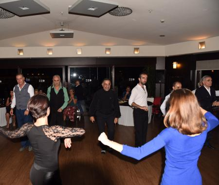 Point Hotel Taksim, 80 Milonga ile Devri Alem belgeselinde
