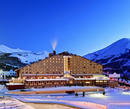 Polat Erzurum Resort Hotel sezona hazır